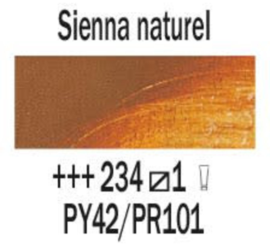 Rembrandt 40ml olieverf 234 Sienna naturel