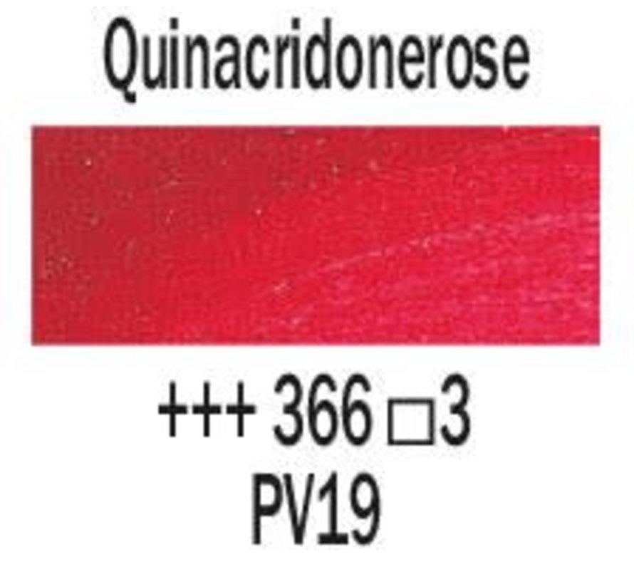 Rembrandt 40ml olieverf 366 Quinacridonerose