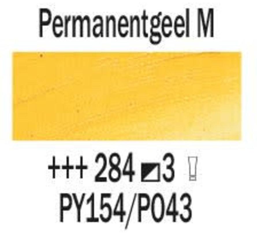 Rembrandt 40ml olieverf 284 Permanentgeel middel