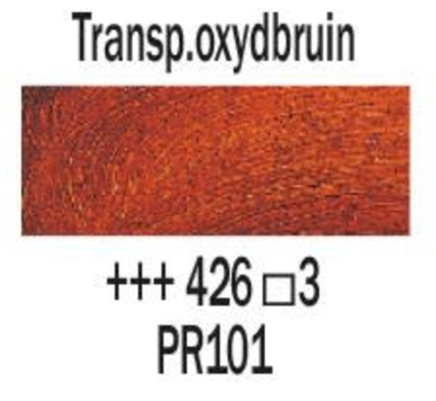 Rembrandt 40ml olieverf 426 Transparantoxydbruin