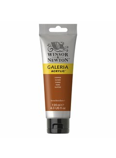 Winsor & Newton Galeria acrylverf 120ml Copper 214