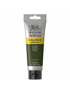 Winsor & Newton Galeria acrylverf 120ml Olive Green 447