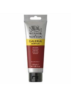 Winsor & Newton Galeria acrylverf 120ml Red Ochre 564