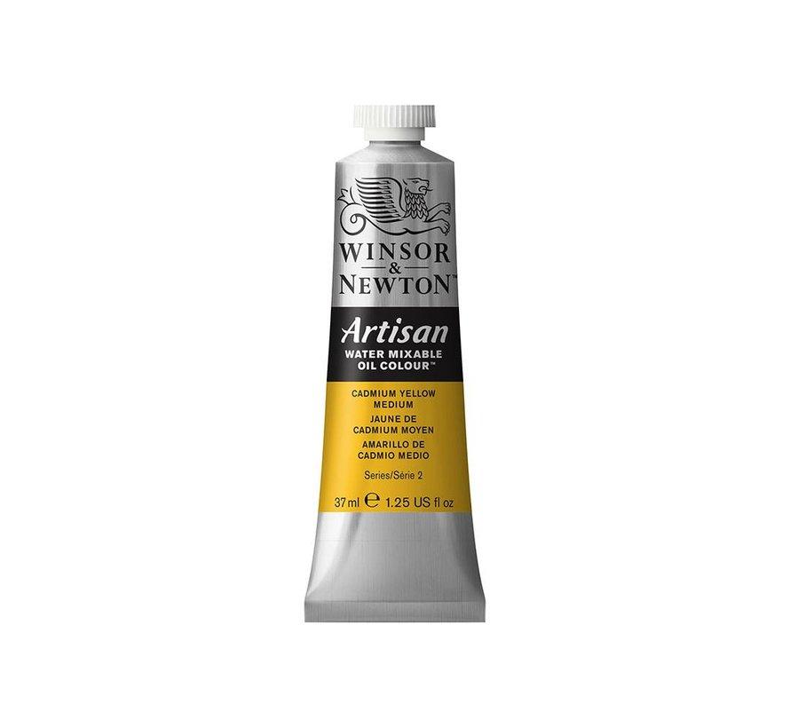 W&N Artisan olieverf 37ml Cadmium Yellow Medium