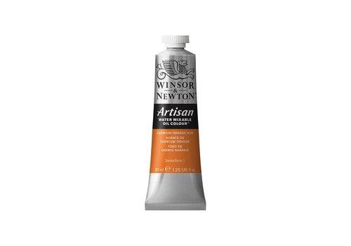 Winsor & Newton W&N Artisan olieverf 37ml Cadmium Orange Hue