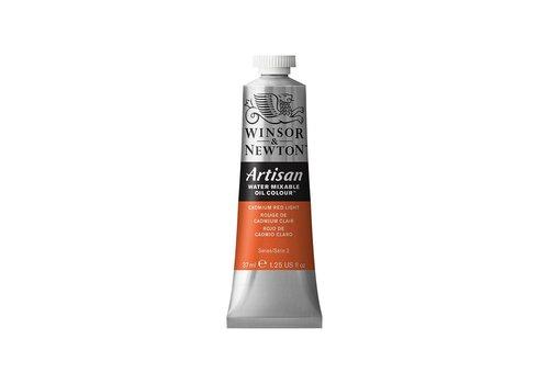 Winsor & Newton W&N Artisan olieverf 37ml Cadmium Red Light
