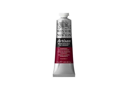 Winsor & Newton W&N Artisan olieverf 37ml Perm. Alizarin crimson