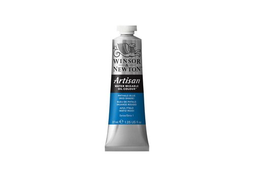 Winsor & Newton W&N Artisan olieverf 37ml Phthalo Blue (Red sh.)