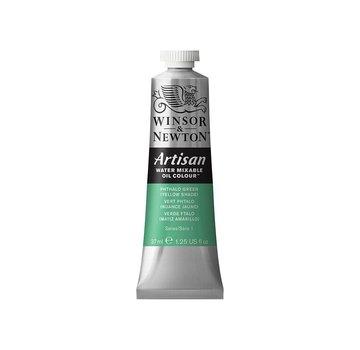 Winsor & Newton W&N Artisan olieverf 37ml Phthalo Green Yellow