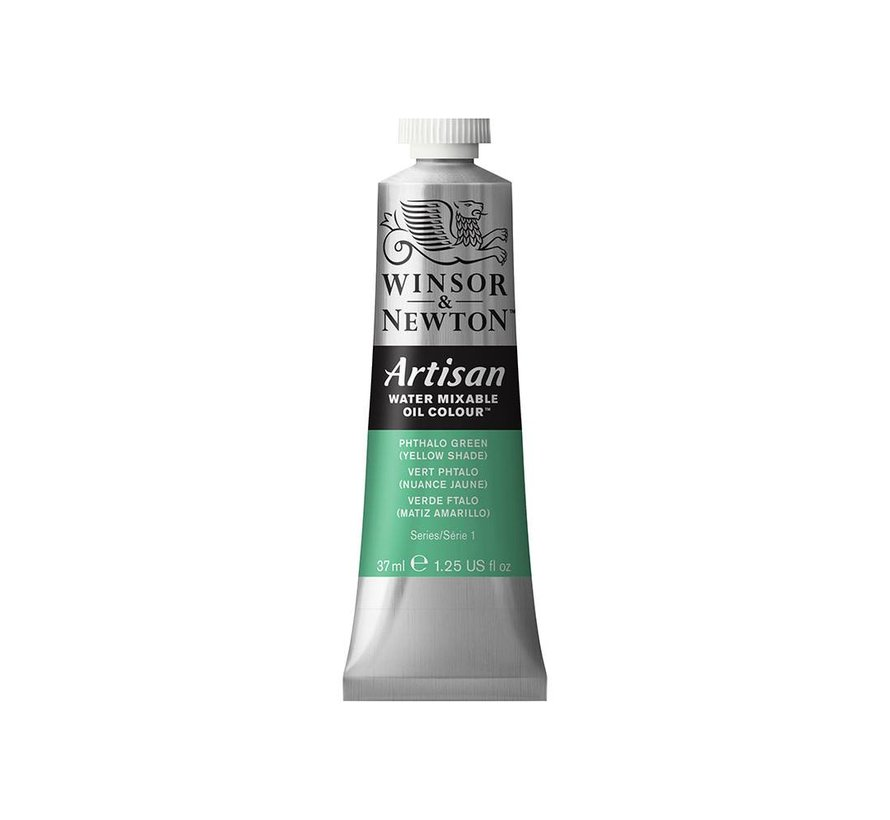 W&N Artisan olieverf 37ml Phthalo Green Yellow