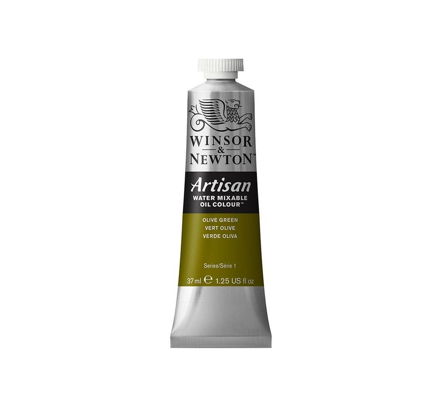 W&N Artisan olieverf 37ml Olive Green