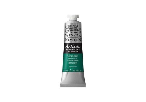 Winsor & Newton W&N Artisan olieverf 37ml Phthalo Green Blue Sh