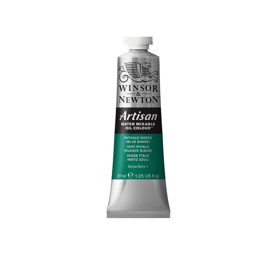 W&N Artisan olieverf 37ml Phthalo Green Blue Sh
