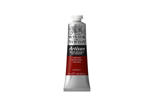 Winsor & Newton W&N Artisan olieverf 37ml Indian Red