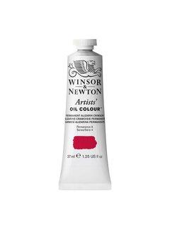 Winsor & Newton W&N Artists olieverf 37ml Permanent Alizarine crimson 468