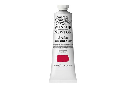 Winsor & Newton W&N Artists olieverf 37ml Permanent Alizarine Crimson