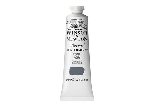 Winsor & Newton W&N Artists olieverf 37ml Pewter
