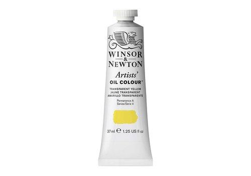 Winsor & Newton W&N Artists olieverf 37ml Transparent Yellow
