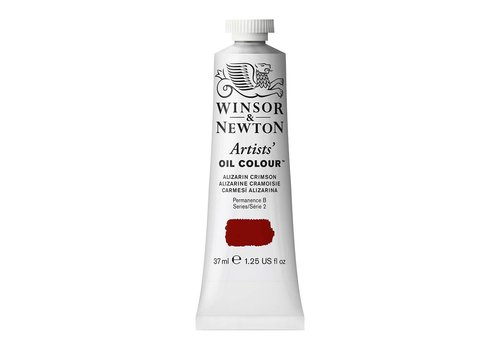 Winsor & Newton W&N Artists olieverf 37ml Alizarin Crimson