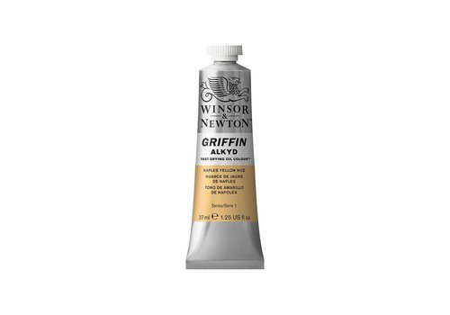 Winsor & Newton W&N Griffin Alkyd olieverf 37ml Naples Yellow Hue