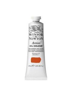 Winsor & Newton W&N Artists olieverf 37ml Transparent Red Ochre