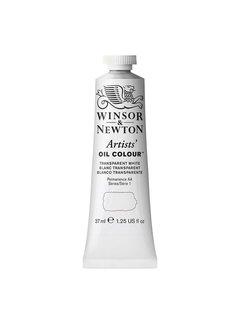 Winsor & Newton W&N Artists olieverf 37ml Transparent White