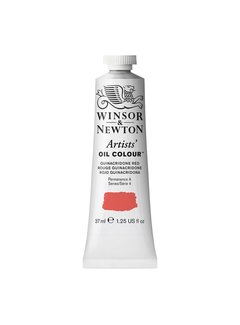 Winsor & Newton W&N Artists olieverf 37ml Quinacridone Red