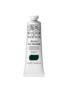 Winsor & Newton W&N Artists olieverf 37ml Perylene Black 505