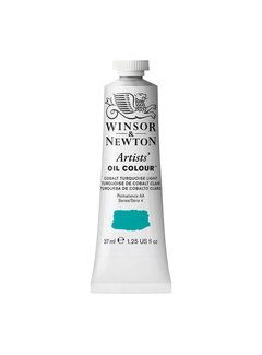 Winsor & Newton W&N Artists olieverf 37ml Cobalt Turquoise Light