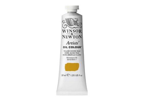 Winsor & Newton W&N Artists olieverf 37ml Yellow Ochre Pale