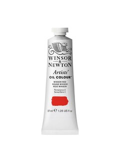 Winsor & Newton W&N Artists olieverf 37ml Winsor Red