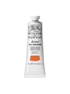 Winsor & Newton W&N Artists olieverf 37ml Winsor Orange