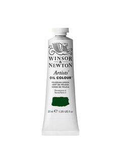 Winsor & Newton W&N Artists olieverf 37ml Prussian Green 540