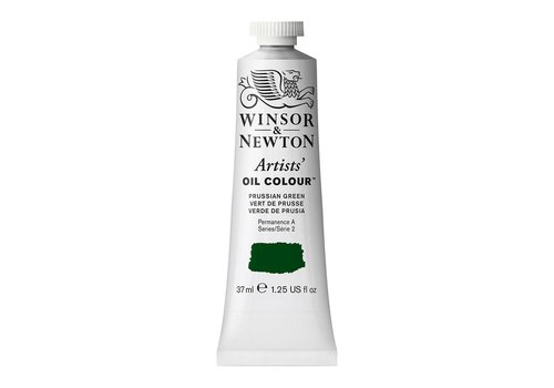 Winsor & Newton W&N Artists olieverf 37ml Prussian Green
