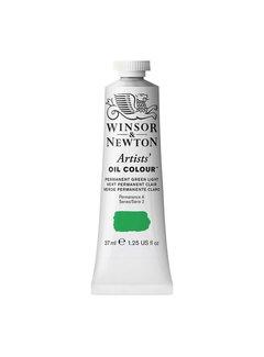 Winsor & Newton W&N Artists olieverf 37ml Permanent Green Light