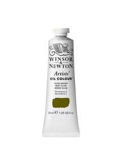 Winsor & Newton W&N Artists olieverf 37ml Olive Green 447