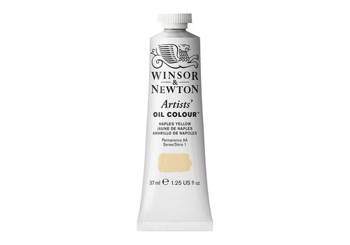 Winsor & Newton W&N Artists olieverf 37ml Naples Yellow