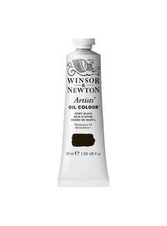 Winsor & Newton W&N Artists olieverf 37ml Ivory Black
