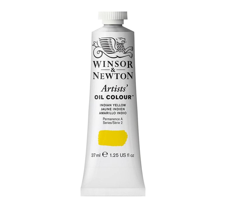 W&N Artists olieverf 37ml Indian Yellow 319