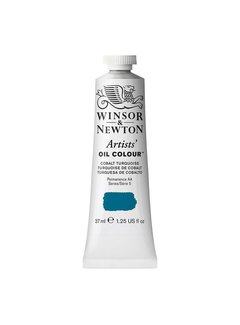 Winsor & Newton W&N Artists olieverf 37ml Cobalt Turquoise