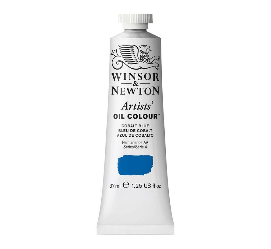 W&N Artists olieverf 37ml Cobalt Blue