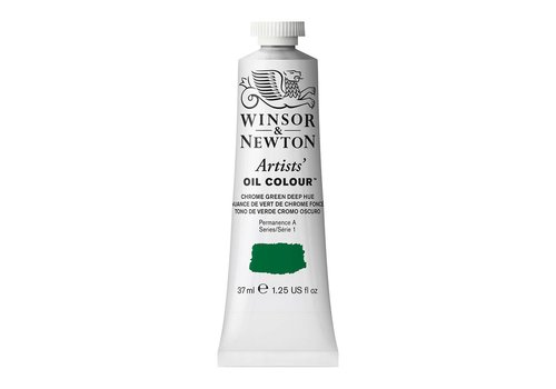 Winsor & Newton W&N Artists olieverf 37ml Chrome Green Deep Hue