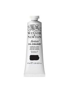 Winsor & Newton W&N Artists olieverf 37ml Charcoal Grey