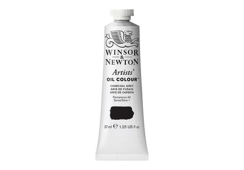 Winsor & Newton W&N Artists olieverf 37ml Charcoal Grey
