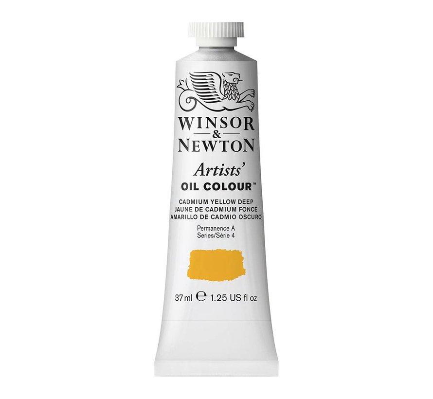 W&N Artists olieverf 37ml Cadmium Yellow Deep 111
