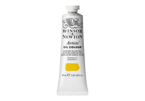 Winsor & Newton W&N Artists olieverf 37ml Cadmium Yellow Pale