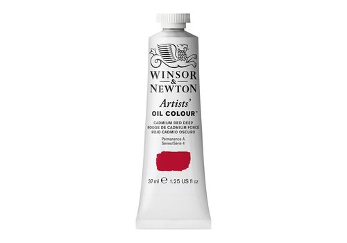 Winsor & Newton W&N Artists olieverf 37ml Cadmium Red Deep