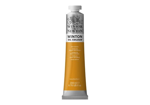 Winsor & Newton W&N Winton olieverf 200ml Raw Sienna