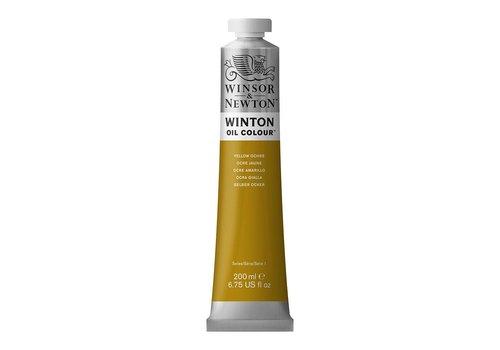 Winsor & Newton W&N Winton olieverf 200ml Yellow Ochre