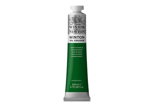 Winsor & Newton W&N Winton olieverf 200ml Oxide of Chromium